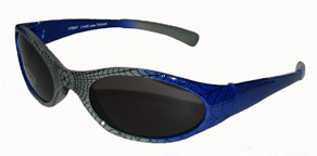 Blue and grey Spiderman Glasses