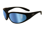 Hercules Indestructible Padded Sunglasses with G-Tech blue Lenses