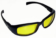 Yellow Lens New Attitudes by Global Vision Eyewear
