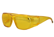 Yellow Lens Sporting glasses