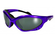 Purple Safety Glasses