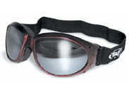 Red Eliminator Goggles