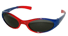 Red asnd Blue Spider Man Childrens Glasses